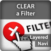 Clear a Filter for Layered Navigation