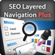 SEO Layered Navigation Plus