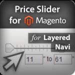 Price Slider for Layered Navigation