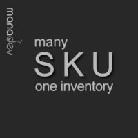Many SKU One Inventory for Magento 2