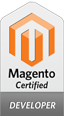 Certified Magento developer