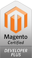 Certified Magento Enterprise developer