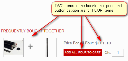 Products Are Duplicated When Adding To Cart